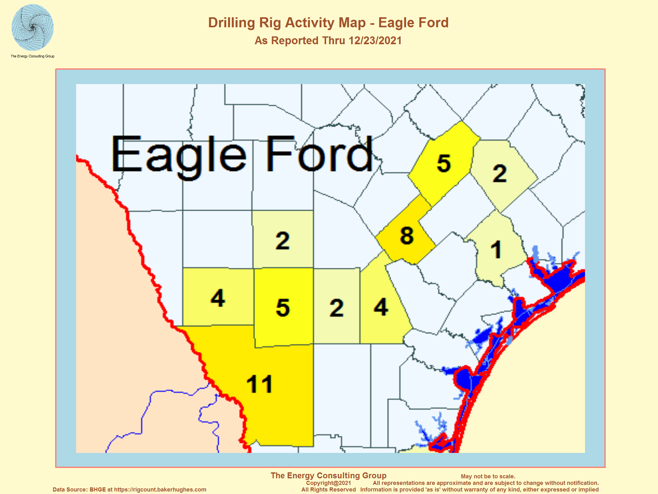 United States Oil and Gas Drilling Activity